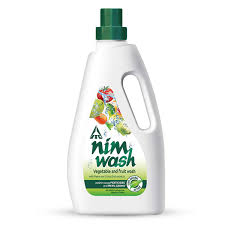 Nim Wash Vegetables and Fruit Washer 500ml